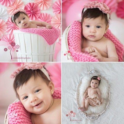 estudio fotográfico para bebés Málaga